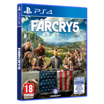 UBISOFT - Far Cry 5 - PS4