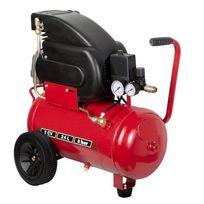 Ribimex - Compresseur électrique 2CV à huile, cuve 50L