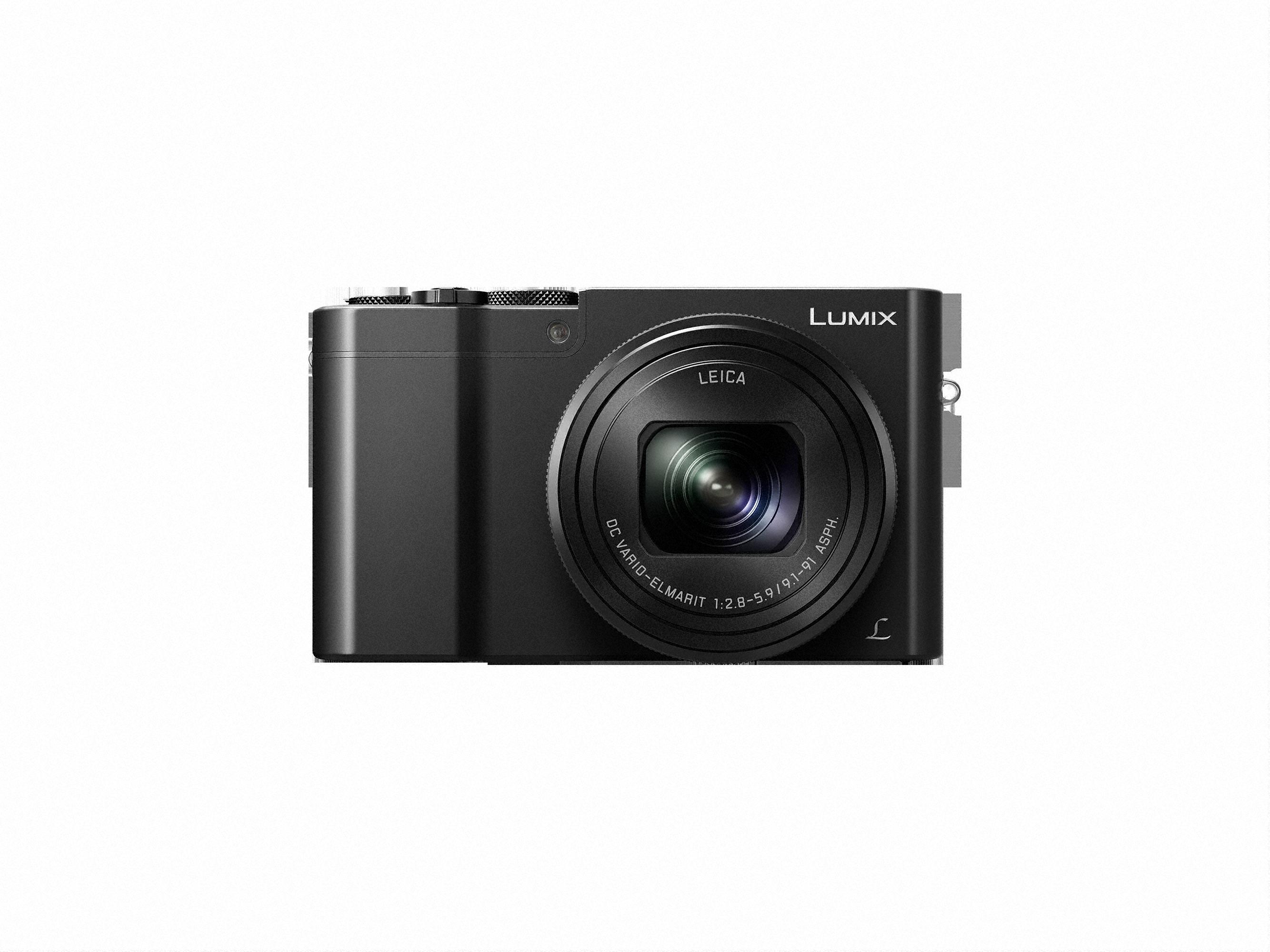 Appareil photo compact - Lumix TZ100 noir