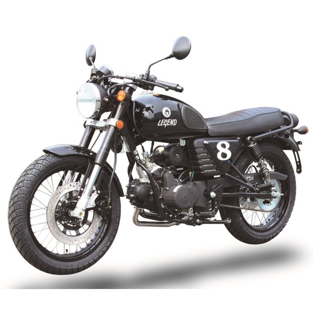eurocka moto cka legend 50cc 4t achat vente motos 50 pas cher rueducommerce. Black Bedroom Furniture Sets. Home Design Ideas