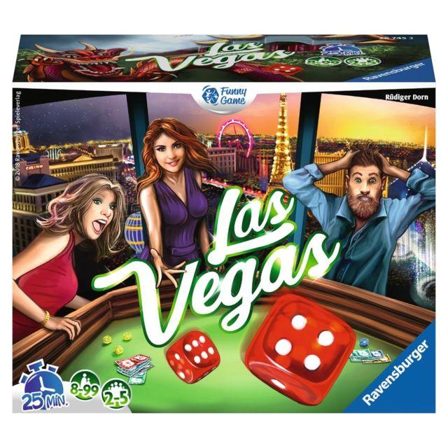 RAVENSBURGER Las Vegas - 26745