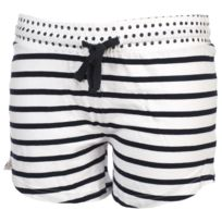Elegance Oceane - Short bermuda Cabestan blanc short Blanc 36243