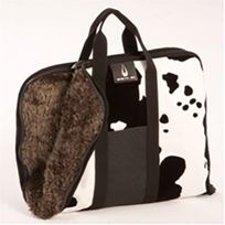 Zu&LU - Coussin Nomade Pour Chien/CHAT Modele Ines Small Vache