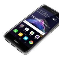 Cabling - Housse Etui Coque de Protection avec Absorption de Choc et Anti-Scratch pour Huawei P8 Lite 2017 Ultra Transparente Silicone En Gel Tpu Souple