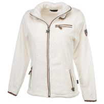 Sports Depot Selection - Vestes polaire Insbruck blanc lady Blanc 26424