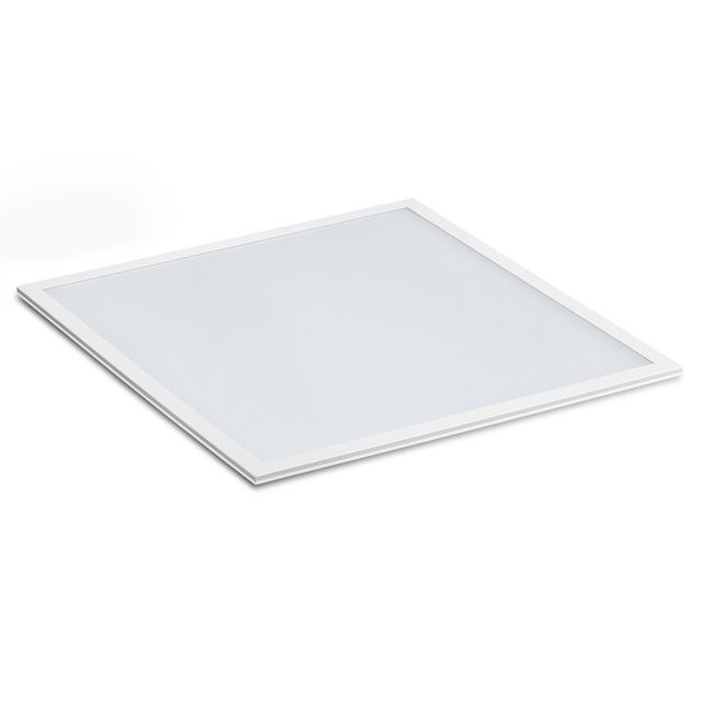 arumlighting dalle lumineuse led 40w 360w 600x600 temp rature de couleur blanc naturel 595cm. Black Bedroom Furniture Sets. Home Design Ideas