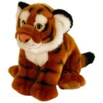 Keel Toys - Peluche Tigre Assis 33 cm