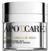 Apot.care - Crème Irido-Radiante Texture Riche