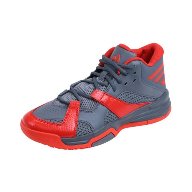 First Homme Step Gri Basketball 44 Chaussures 23 Gris H9DIE2