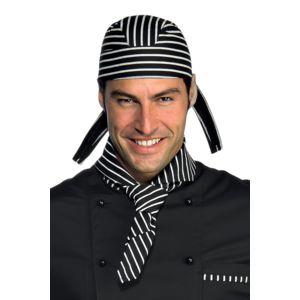 isacco - tour de cou cuisine londra motifs - pas cher achat