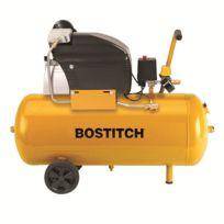 Bostitch - C50-E Compresseur lubrifié 10 Bar 50L 233L/min soupape de purge à bille