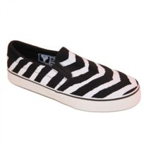 Fallen - Samples shoes Slip On Loker Black White Striker Men