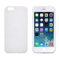 Bluetrade - Coque Tpu type s pour apple iphone 64.7 -blanc