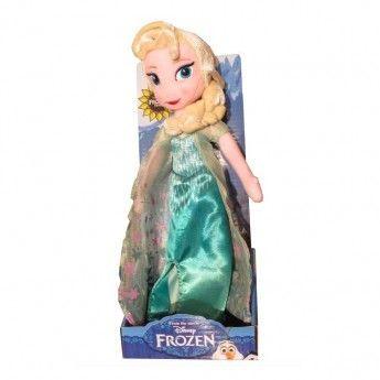 La Reine Des Neiges Peluche Reine des Neiges Elsa