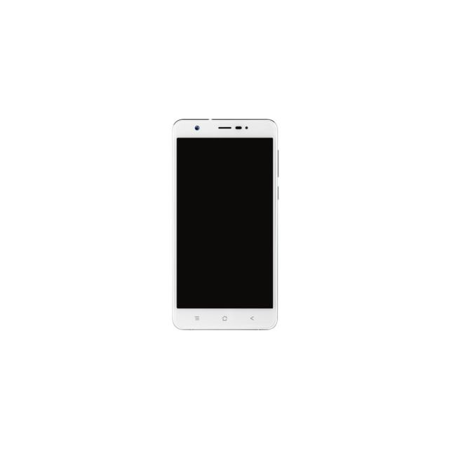 Auto-hightech Smartphone Quad-core, 5,5 pouces, Android 7.0, 3G avec Wifi et Gps - Argent