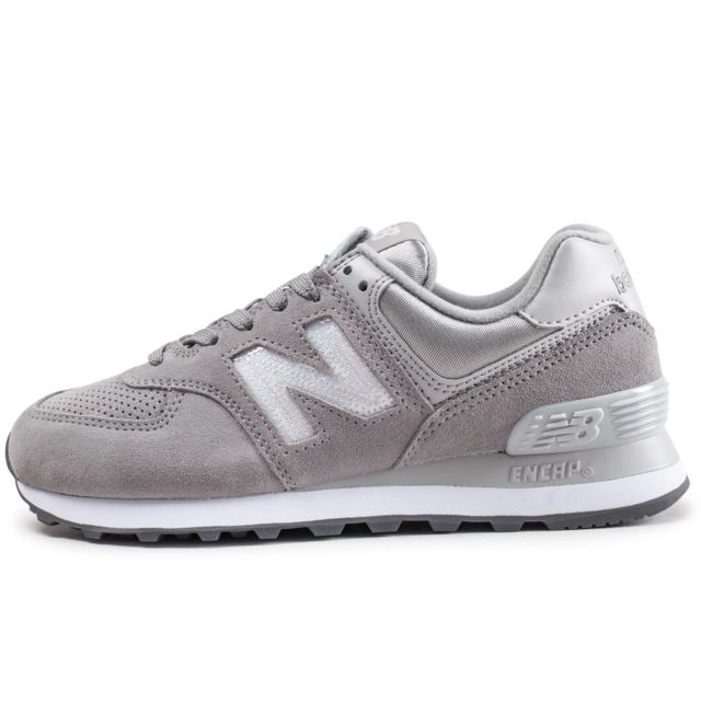 new balance gris homme