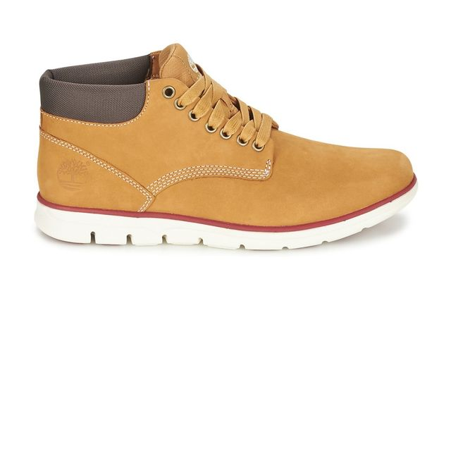 Timberland - Chaussures Chukka Leather Wheat