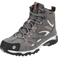 Jack Wolfskin - Vojo Hike Mid Texapore - Chaussures - gris