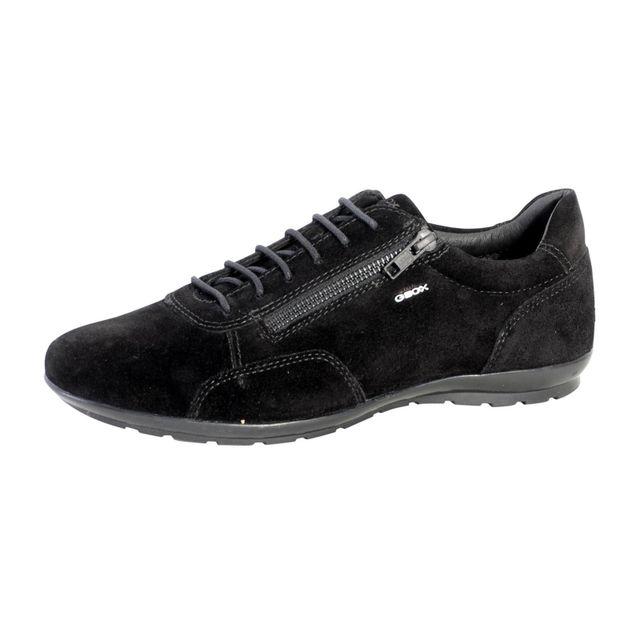 Geox Chaussure U Symbol A U74A5A 00022 C9999 Black Noir