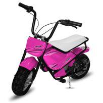 Fd Motors - Moto Électrique Enfant 250 Watts Rose