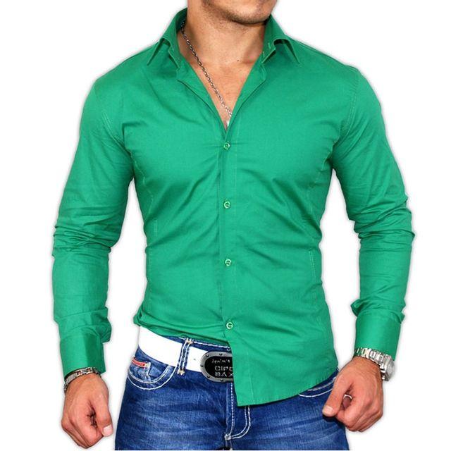 Extrêmement chemise homme moderne - Achat chemise homme moderne pas cher - Rue  DN43