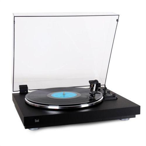 Platine vinyle automatique CS440 - Noir
