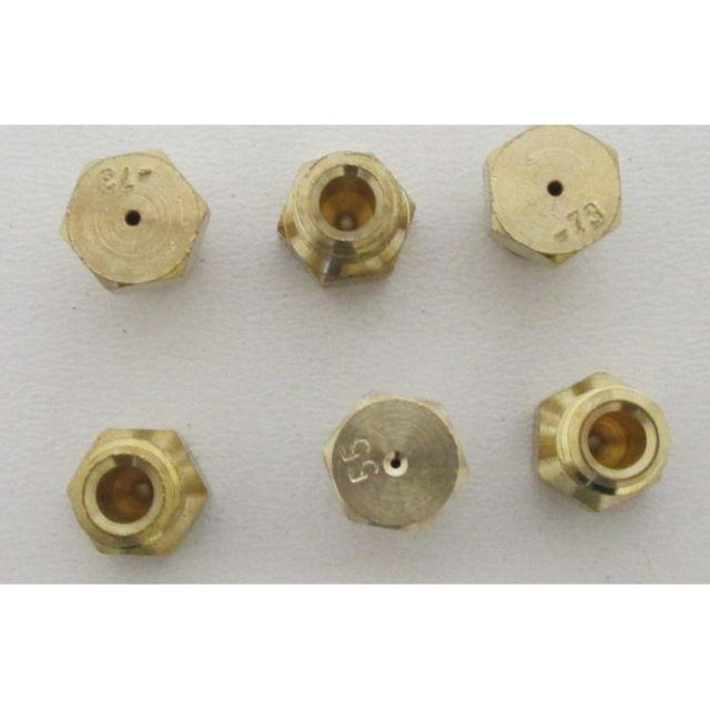 Proline Sachet d'injecteurs propane/butane pour cuisiniere
