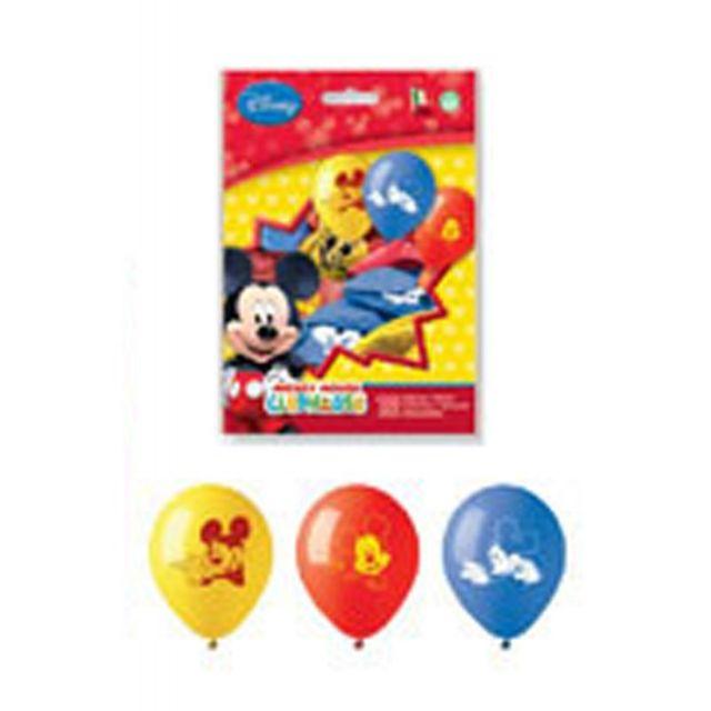 BBS - Ballons Mickey x10