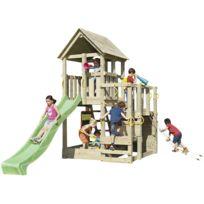 BLUE RABBIT - Aire de jeux en bois Penthouse