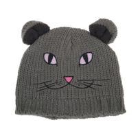 Sports Depot Montagne - Bonnet classique Animal anth bonnet baby Gris 52384