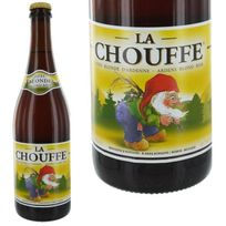 Bush - Biere chouffe Blonde 75cl 8