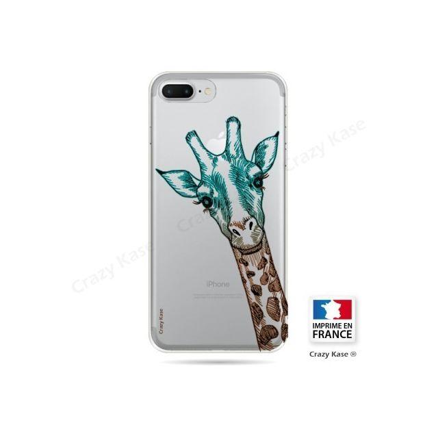 coque iphone xs girafe