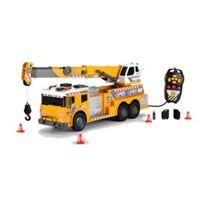 Dickie Toys - 203729003 - VÉHICULE Miniature - ModÈLE Simple - Camion Bras De Grue - 62 Cm