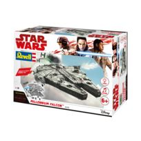 REVELL - Star Wars Build & Play épisode VIII Millennium Falcon