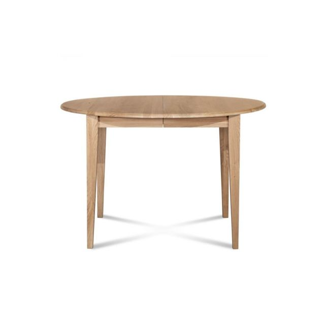 Table ronde 140 cm awesome ekedalen table rallonge brun for Table ronde 140 cm