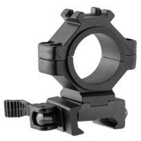 LENSOLUX - Colliers 1'' et 30 mm - Montage rapide Picatinny - vendus par paire