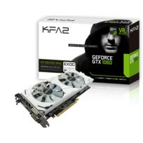 KFA2 - GeForce GTX 1060 EX OC White 6 Go