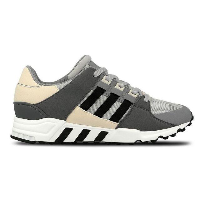 hot sales 87429 0a4d8 Adidas - Eqt Support Rf Gris - pas cher Achat  Vente Baskets homme -  RueDuCommerce