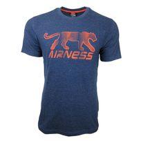 Airness - Tee shirt homme rembrandt marine