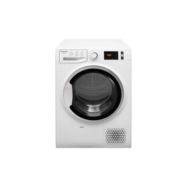 Hotpoint Ntm1182skfr - Seche Linge - 8 Kg - Pompe A Chaleur - A++ - Blanc