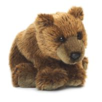 Wwf - Grizzly assis 15 cm