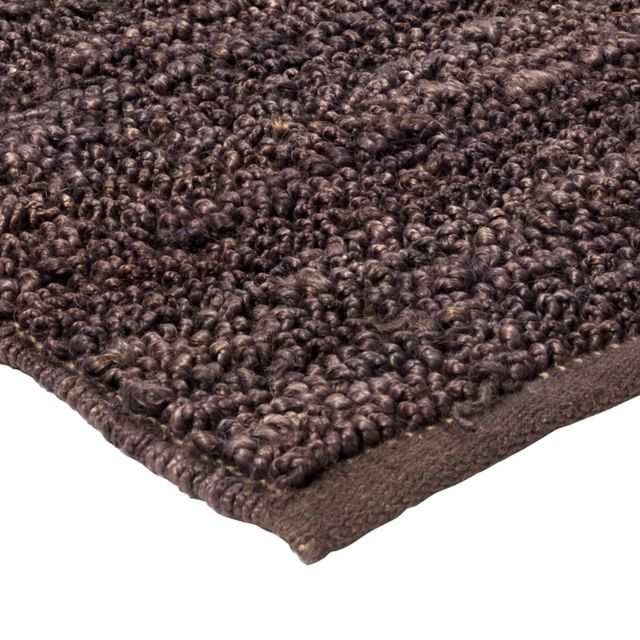 mon beau tapis tapis kefta 180x120cm violet aubergine jute pas cher achat vente tapis. Black Bedroom Furniture Sets. Home Design Ideas