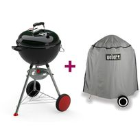 Weber - Barbecue Kettle Plus 47 cm + Housse