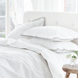 designers guild drap plat astor en percale de coton naturel 240 x 300 cm pas cher achat. Black Bedroom Furniture Sets. Home Design Ideas