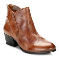 Hudson - Womens Tan Apisi Boots