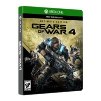 MICROSOFT - Gears of War 4 - Ultimate Edition - XBOX ONE
