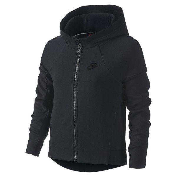 Nike Sweat Air Fleece Junior Aq9500 010 pas cher Achat