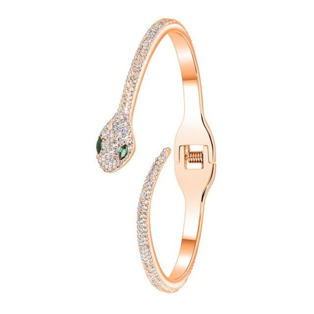 Sc Crystal Bracelet en acier inoxydable par