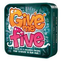 Cocktail Games - Jeux de société - Give me Five