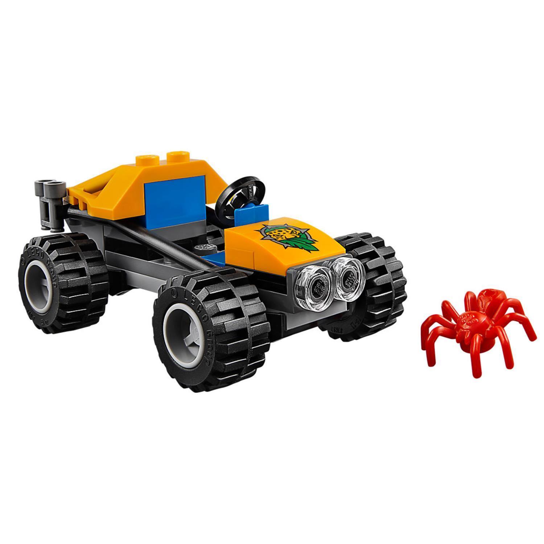 60156 City - Le buggy de la jungle